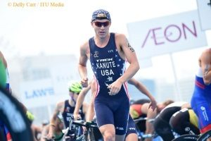 Greb Billington, class of 2011, will be representing the US in the 2016 Olympic triathlon