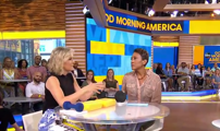 Good Morning America hosts discuss WFU's study on Weight Loss and Joint Pain
